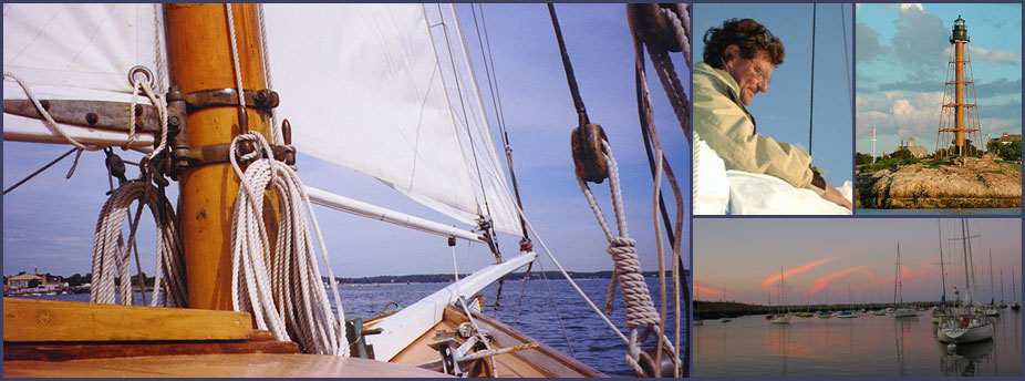 Atlantic Charters - Learn to Sail in Marblehead MA!